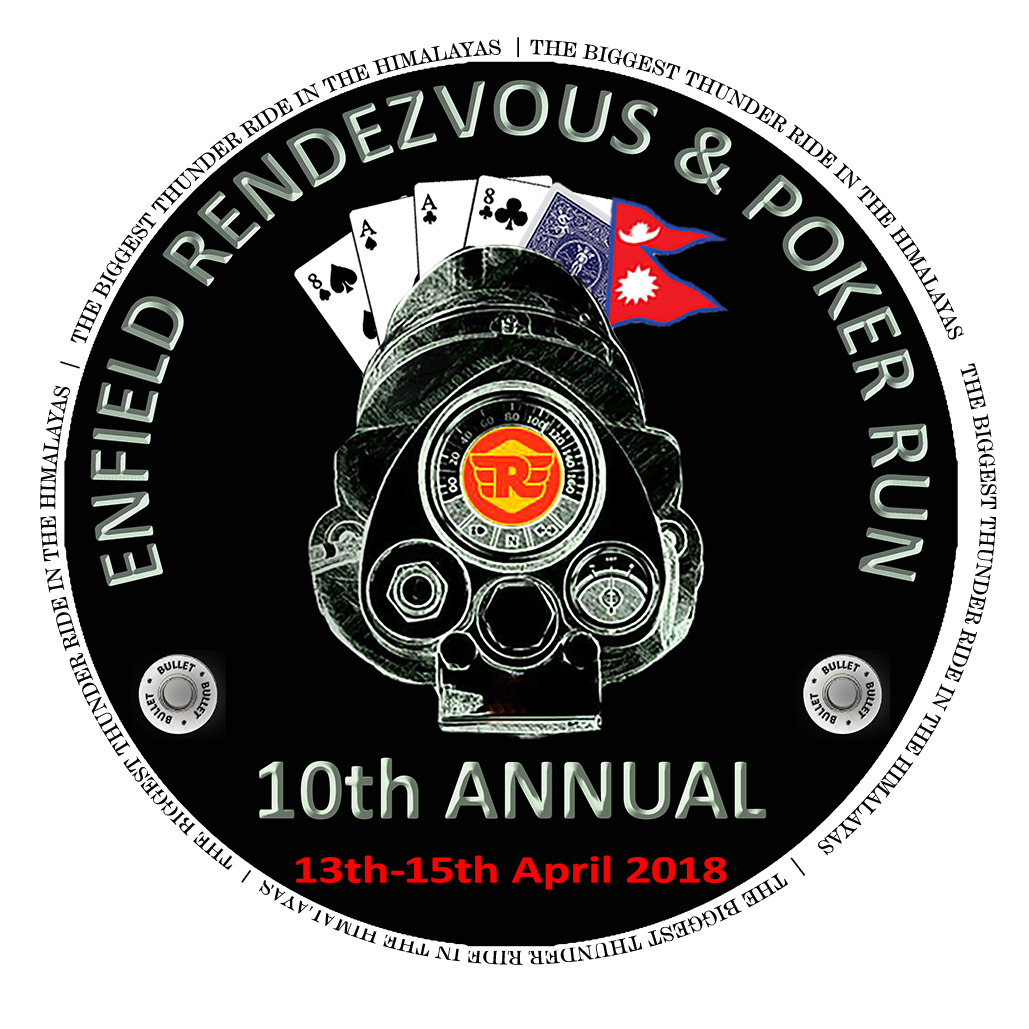 Enfield Rendezvous & Poker Run 2018